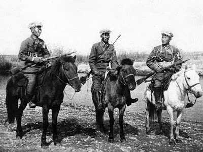 MPRA cavalry